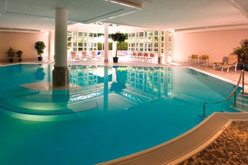 Golfhotel: Hotelpool - Hotel Residence Starnberger See