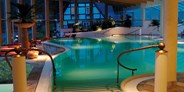 Golfurlaub - Pools: Innenpool - Romantik- & Wellnesshotel Deimann