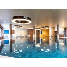 Golfhotel: Indoorpool - Hotel Bergland All Inclusive Top Quality