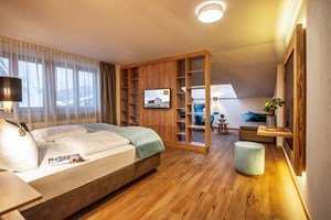 Golfhotel: Juniorsuite Relax - Hotel Bergland All Inclusive Top Quality