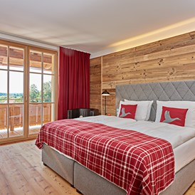 Golfhotel: Doppelzimmer im Golf Resort Achental - Golf Resort Achental
